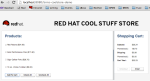 Red Hat Cool Store