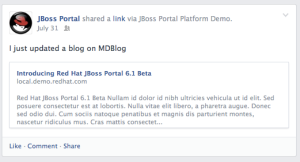 MDBlog Status Update